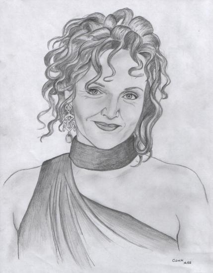 Miranda Richardson by Julikate